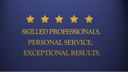 Skilled Professionals, personal service, exceptional results at gunderson denton