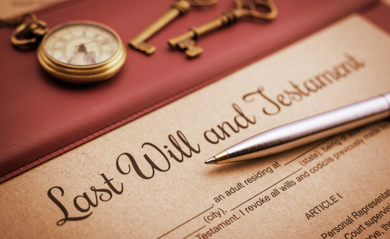 Trust, Wills, Trust Arizona Litigation Lawyer