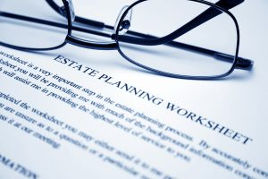 Estate Planning–Securing the Future for Yourself and Loved Ones