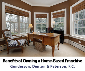 Benefits of owning a home-based franchise business in Mesa, Arizona