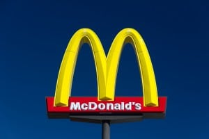 McDonald's can be found liable for their franchisees treatment of protestors