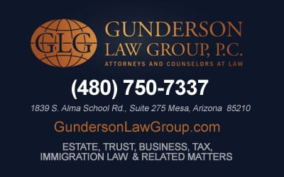 Lawyers for estate planning and immigration in Mesa, Arizona